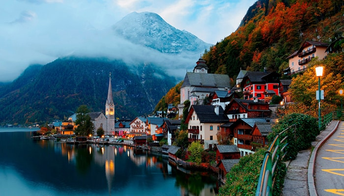 How to go from Vienna to Hallstatt