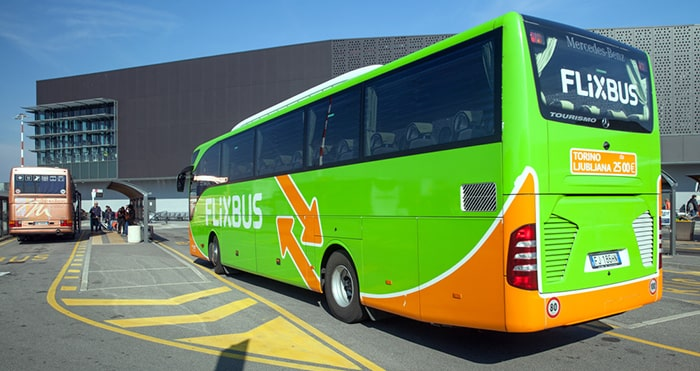 Milan to Florence by bus