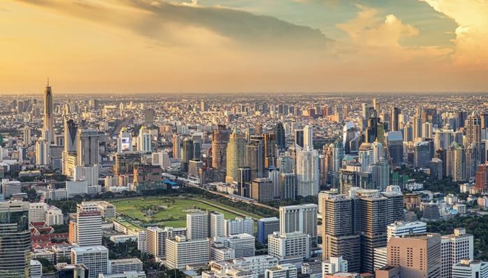 Airbnb w Bangkoku