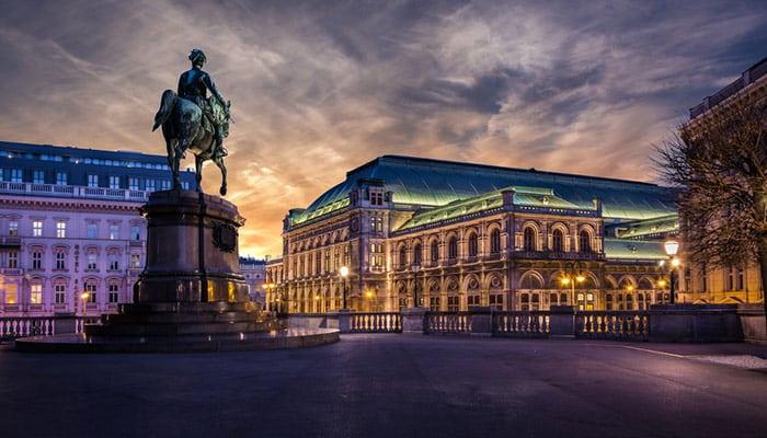 Airbnb in Vienna
