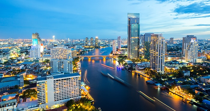 Is Airbnb legal in Bangkok?