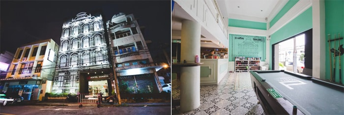 Super Clean Hostel obok Wielkiego Pałacu i Khaosan Road