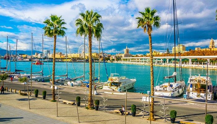 Airbnb in Malaga
