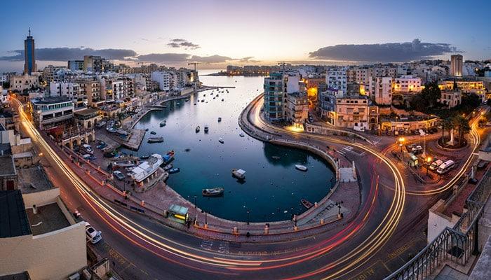 Airbnb a Malta