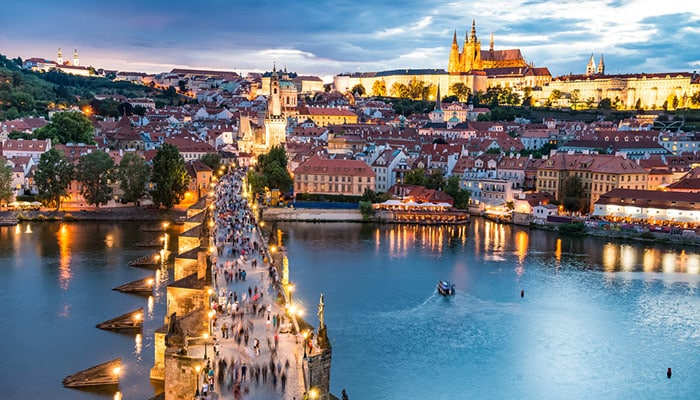 Airbnb en Praga