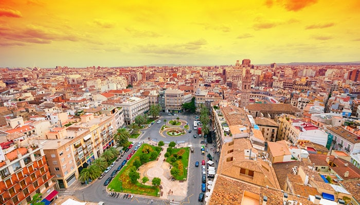 Airbnb in Valencia