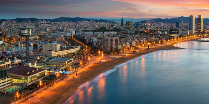 Is Airbnb legal in Barcelona?