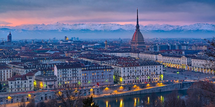 Is Airbnb legal in Turin?