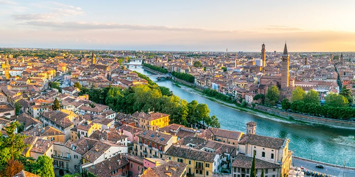 Is Airbnb legal in Verona?