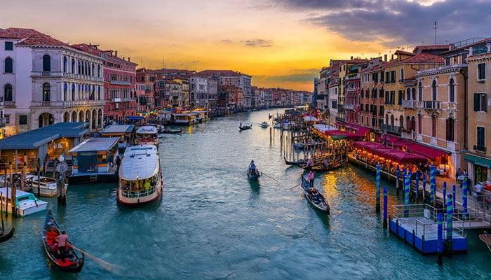 Airbnb in Venice