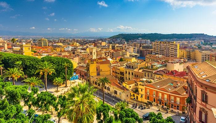 Airbnb in Cagliari