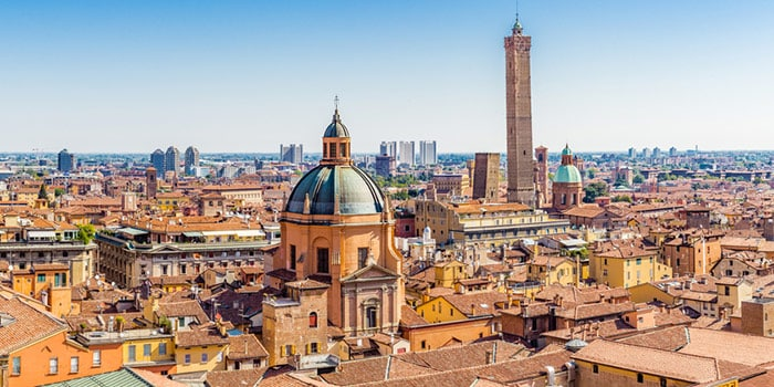 Is Airbnb legal in Bologna?