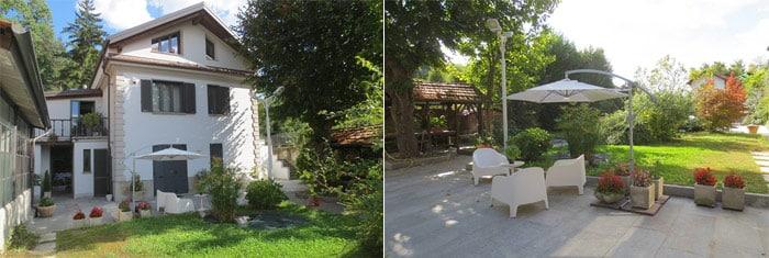 Villa Giustina Pino