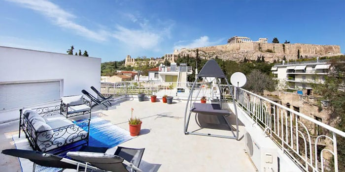 Your Home Under the Acropolis