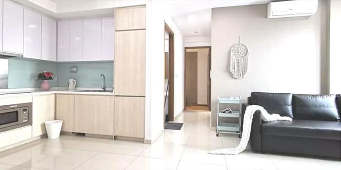 Piso céntrico de 5 dormitorios para presupuestos ajustados