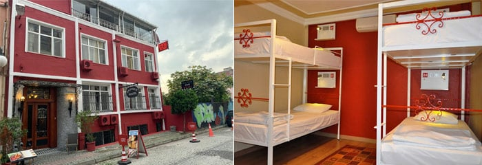 Antique Hostel, 6 Bed Dorm Shared