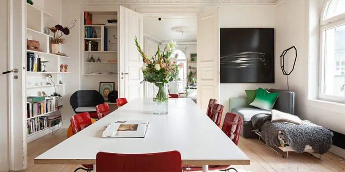 Fin De Siècle Apartment