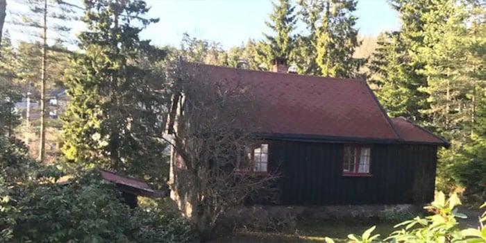 Nice House near Holmenkollen Ski Jump