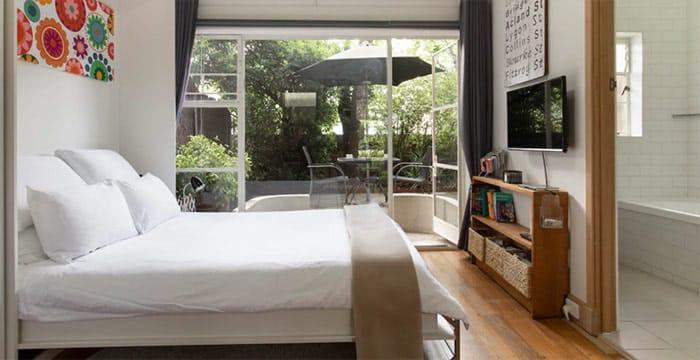 Fantastic Fitzroy Garden Apartment