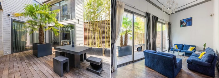 4 Bedroom Town House - 2 terraces