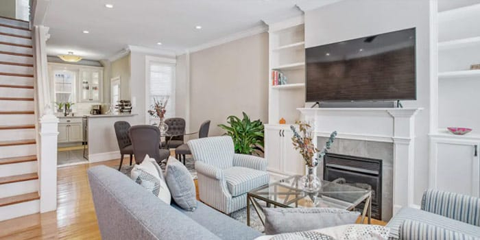 5-Star Charming Philly Townhouse in Museum Area