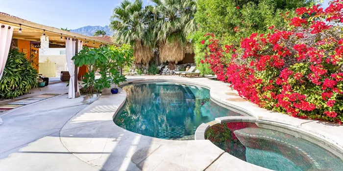 Soak up the Poolside Relaxation at a Tiki Island Retreat