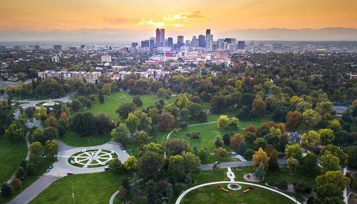 Airbnb in Denver