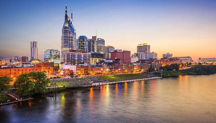 Airbnb in Nashville
