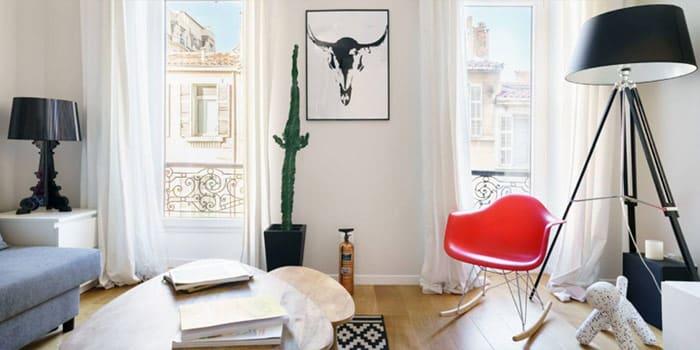 Appartement Contemporain Au Cœur De Marseille