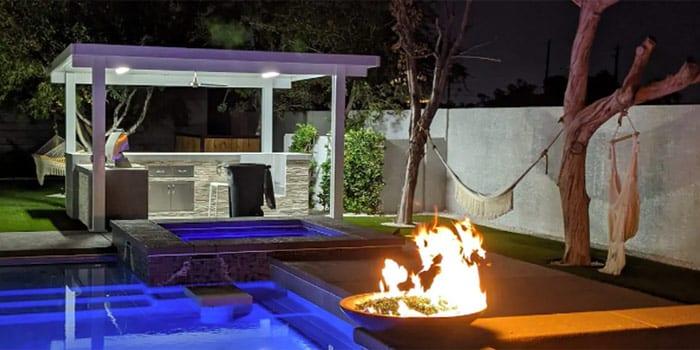 Impresionante villa de lujo, piscina spa, 8 min de Strip