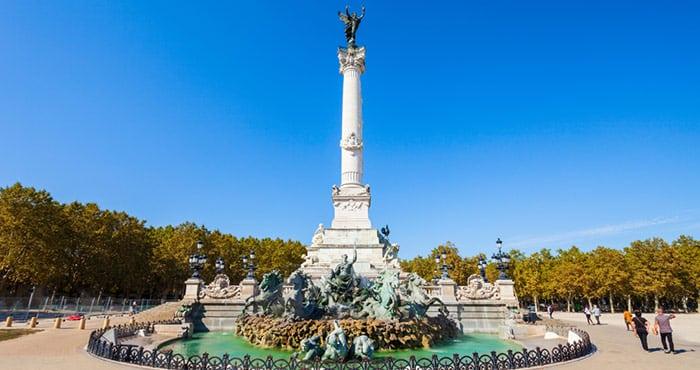 Downtown Bordeaux