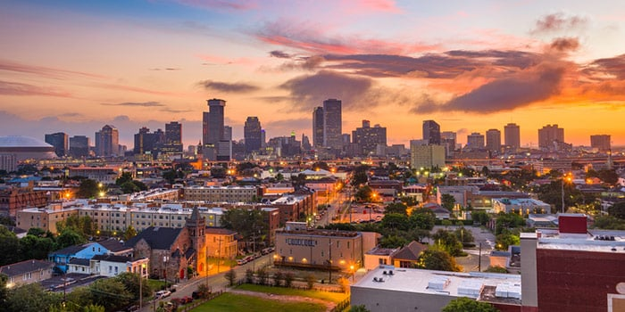 Is Airbnb legal in New Orleans