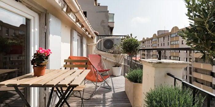 Studio Avec Terrasse À Deux Pas Du Vieux-port