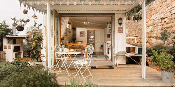 The Amberley Annex – Garden hideaway near beach