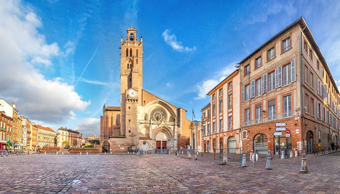 Airbnb in Toulouse