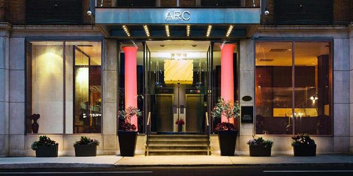 ARC Hotel Downtown Boutique Ottawa