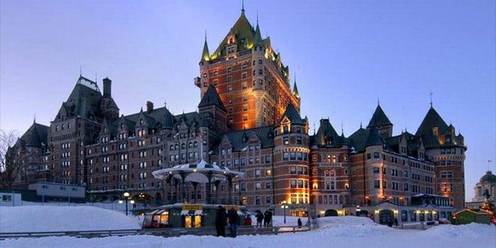 Fairmont Le Chateau Frontenac Hotel