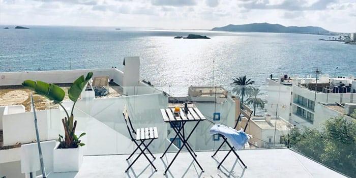 Loft With Amazing Sea View