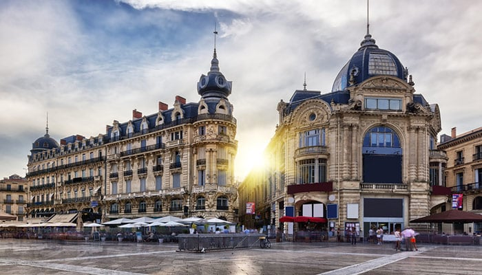 Airbnb in Montpellier