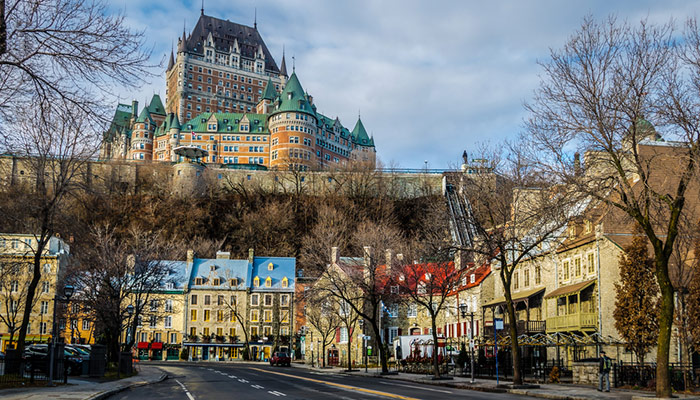 Airbnb in Quebec