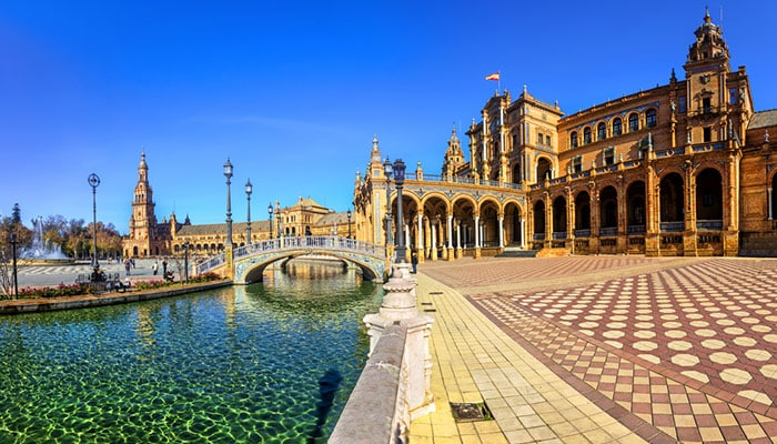 Airbnb in Sevilla