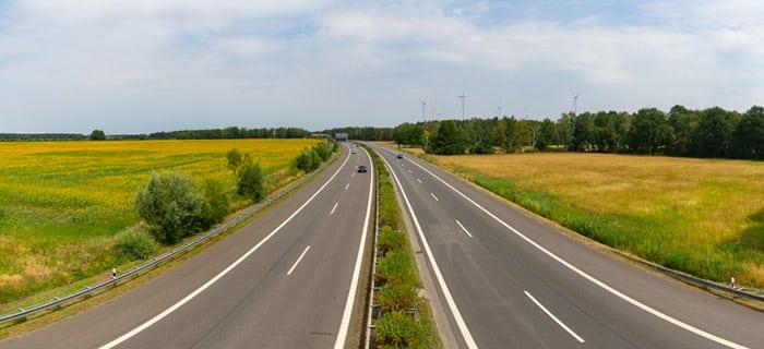 Berlin to Dresden by car