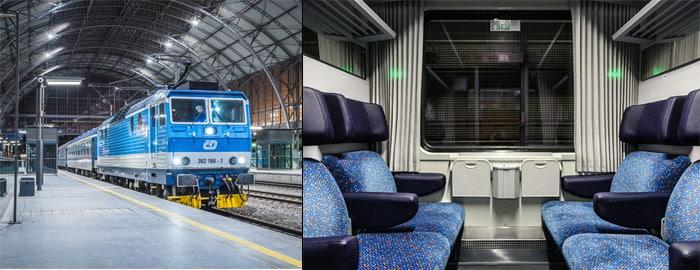 Berlin to Dresden by train