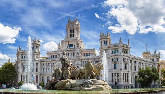 How to travel from Alicante to Madrid
