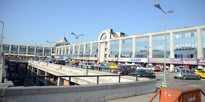 Istanbul to Antalya by bus