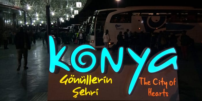 Istanbul to Antalya by high-speed train and bus