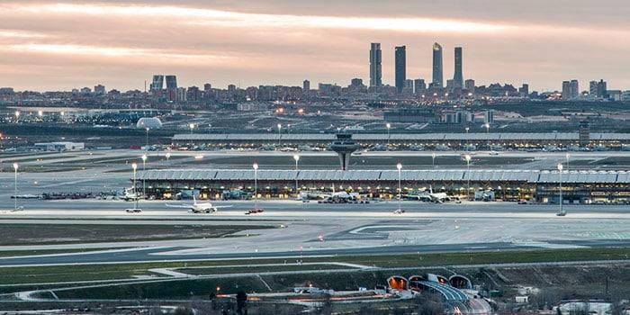 Madrid-Barajas Adolfo Suárez Airport