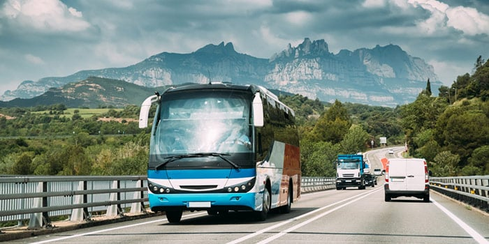Madrid to Malaga by bus